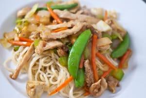 pork chop suey